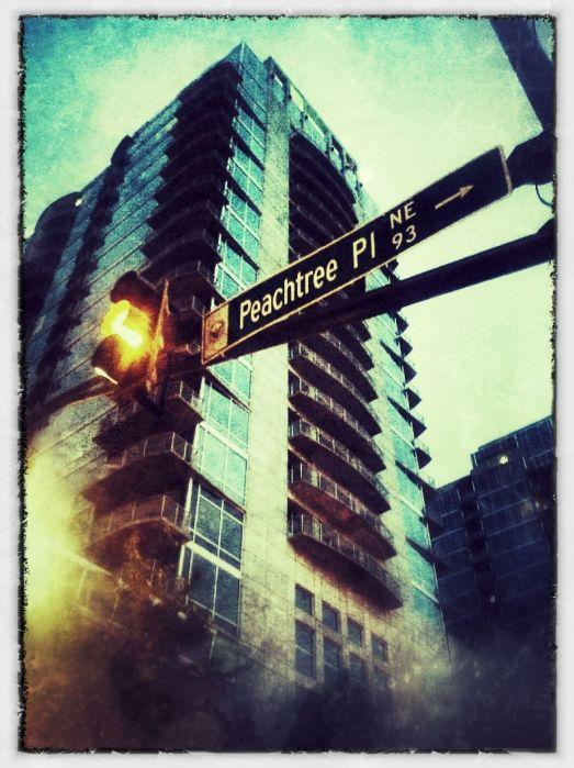 Midtown Atlanta Peachtree Street