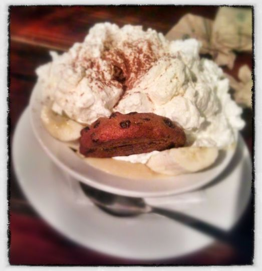 Swallow at the Hollow's Banana Pudding