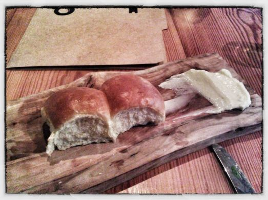 Fresh baked bread, The Spence, ATL