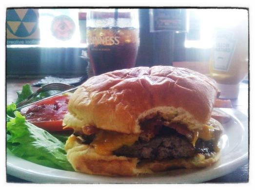 Diesel Burger