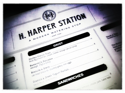 H. Harper Station